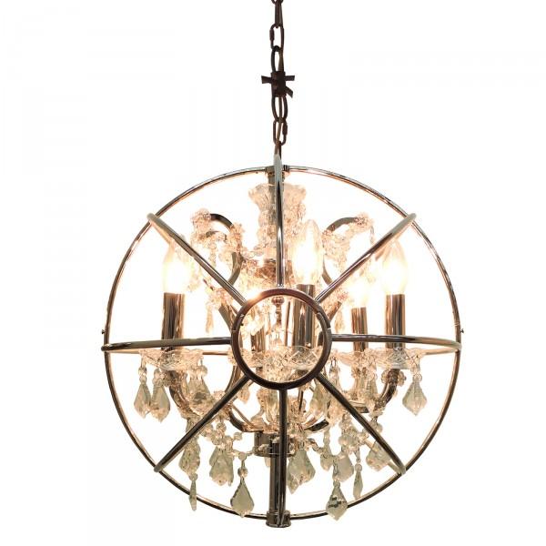 Baroque chandelier 60cm le forge baroque chandelier 60cm aloadofball Images