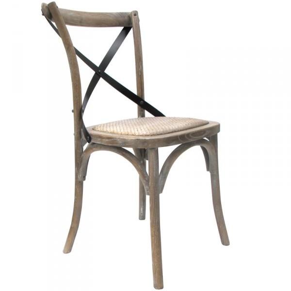 Croix Chair Oak Natural Ratt