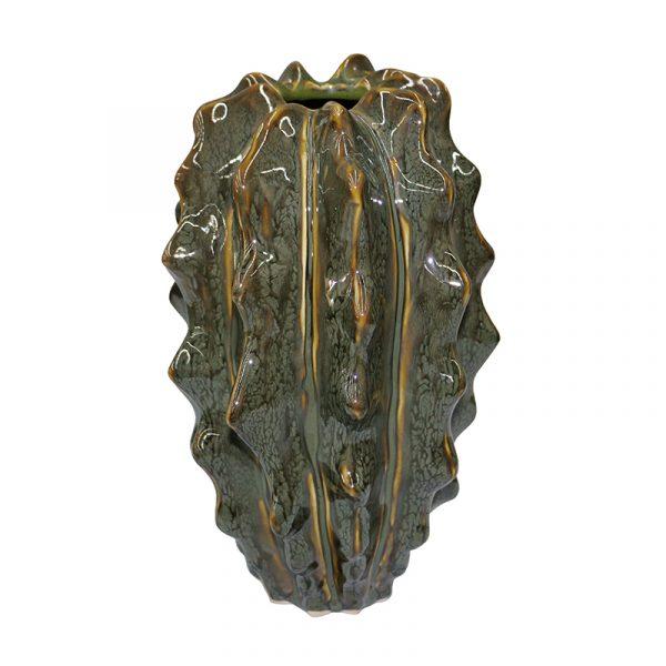 Ceramic Cacti Vase H29cm