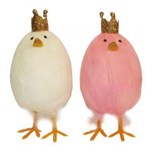 Easter Queen Egg 2 Asstd