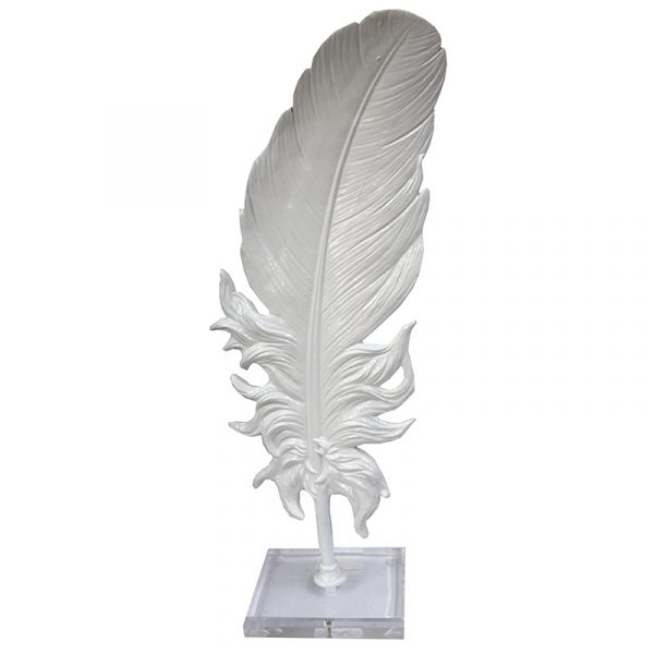 Feather 2 on Stand