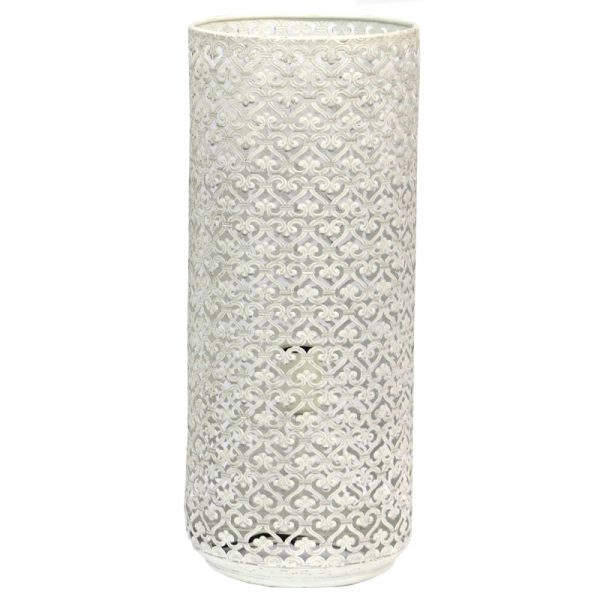Cairo Table Lamp 58cm White