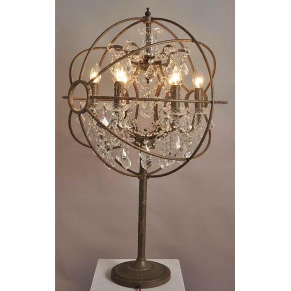 ROCOCO Orb Table Lamp